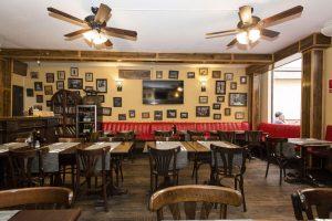 Guell Tapas Restaurante comedor