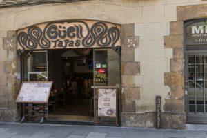 La cocina internacional en el Guell Tapas