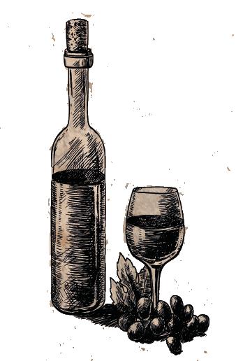 Carta de Vinos en el restaurante de tapas Barcelona
